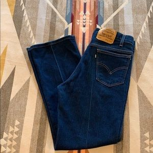 Black Tab Levi's 517 Jeans 12 in rise